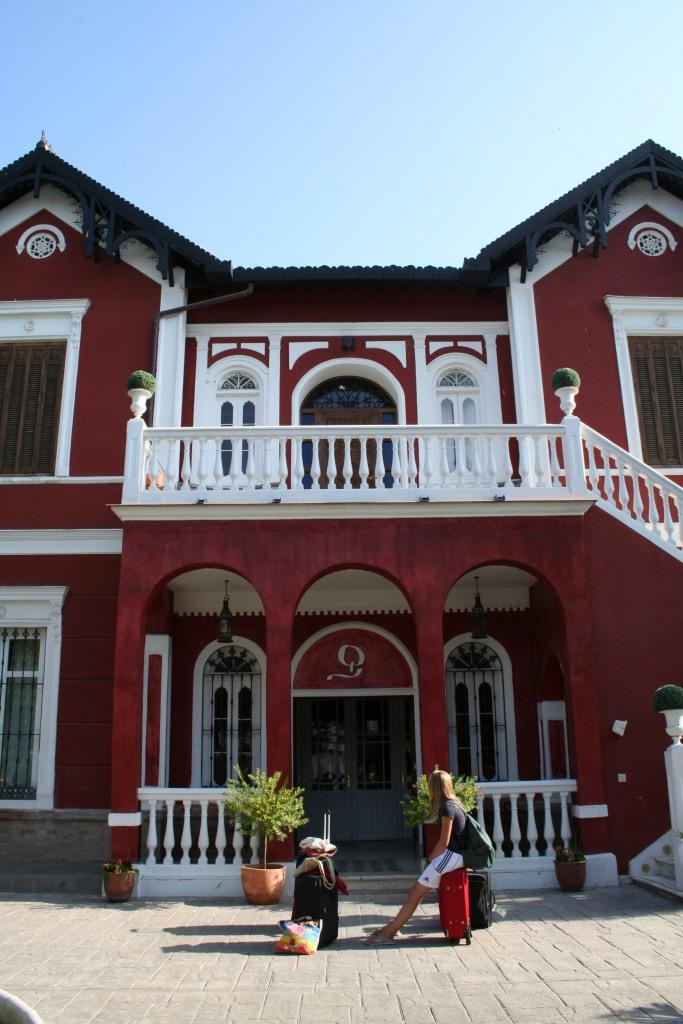 Malaga_ Hotel Acacias5