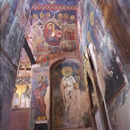 bysantisk kyrka