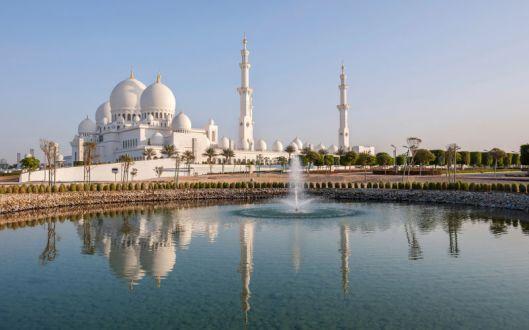 Abu Dhabi. Foto från Apollos hemsida