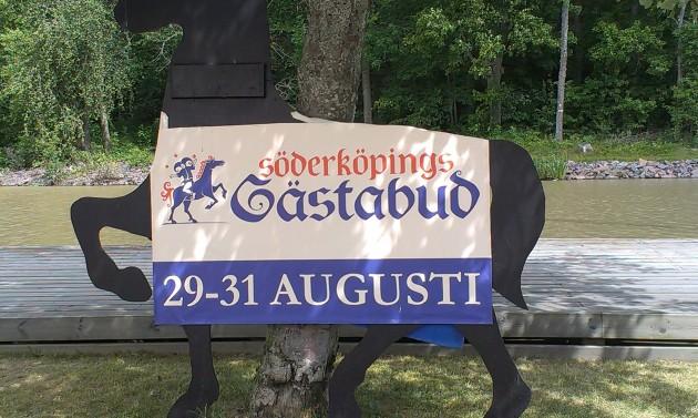 Söderköpings årliga medeltidsfest