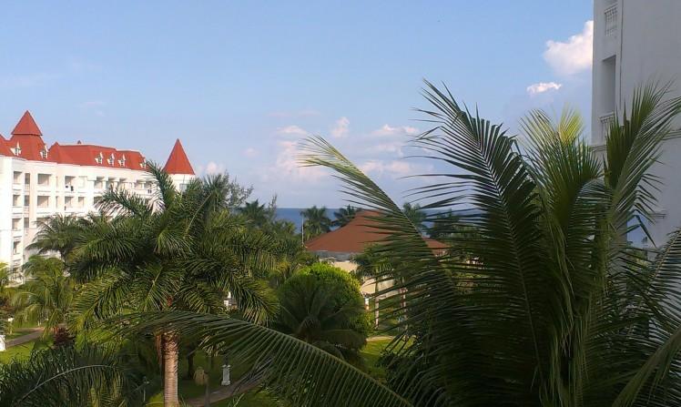 Utsikten från första rummet