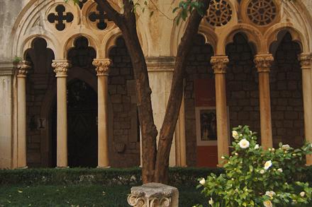 Foto: Dominikanklostret, från Dubrovnik Tourist Board