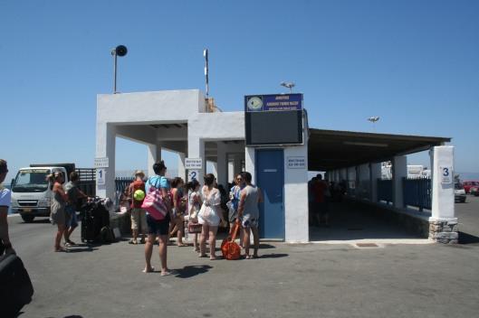 Hamnen Naxos